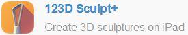 123D-Sculpt-logo 123D - Il tris di Autodesk