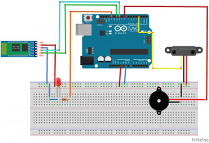 Ard4 Allarme Bluetooth con Arduino