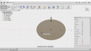 Faccia_Testo_Click-320x180 [Guida]Modellare una medaglietta con Fusion 360