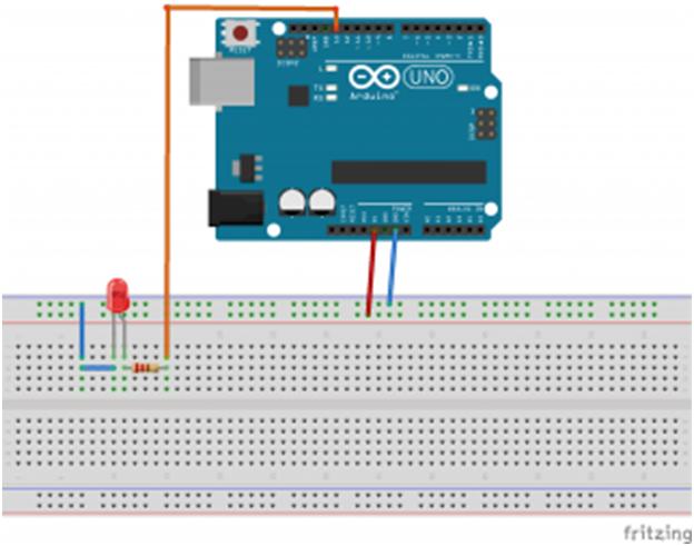 ard1 Allarme Bluetooth con Arduino