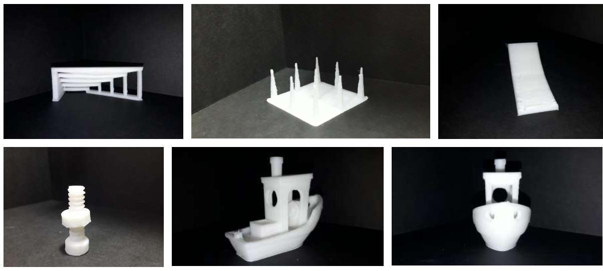 1 Recensione Filamento HIPS Tomas 3D