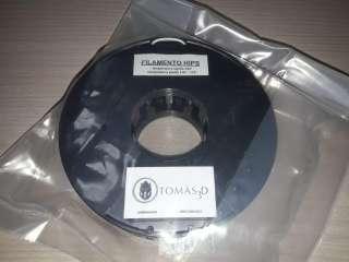 bobbina-320x240 Recensione Filamento HIPS Tomas 3D
