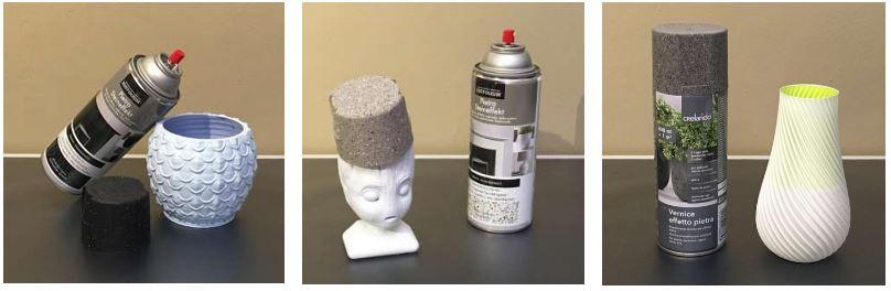2-2 Vernici effetto pietra - Vernici che simulano altri materiali