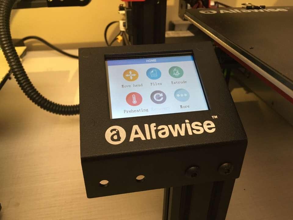 Recensione Alfawise U30