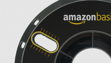 Recensione Filamento PETG Amazon Basic