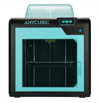 Recensione Anycubic 4Max-PRO
